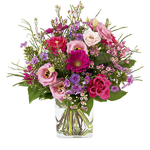 envoi d'un bouquet de fleurs