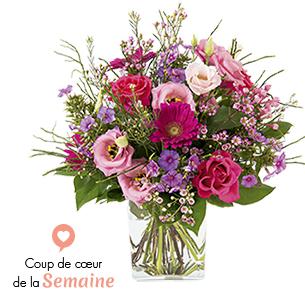 Bouquet de fleurs Esterel Cadeau Anniversaire