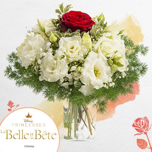 Bouquet de fleurs Eternelle