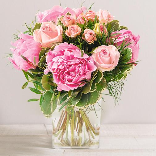 Bouquet de fleurs Instant complice
