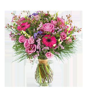 Bouquet de fleurs Joy Fête des Mères