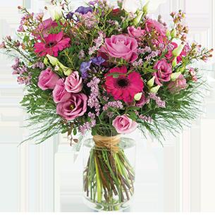 Bouquet de fleurs Joy Journée internationale de l'Amitié