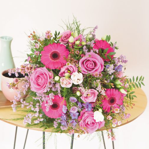 Bouquet de fleurs Joy
