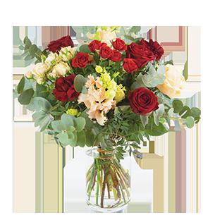 Bouquet de fleurs Lily Collection Hommes