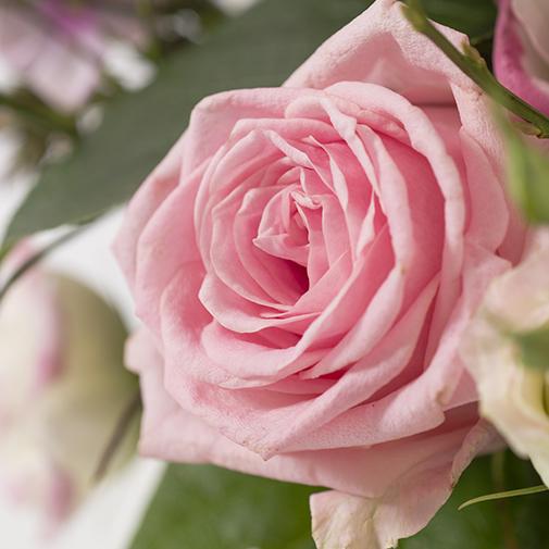 Bouquet de fleurs Marjolaine