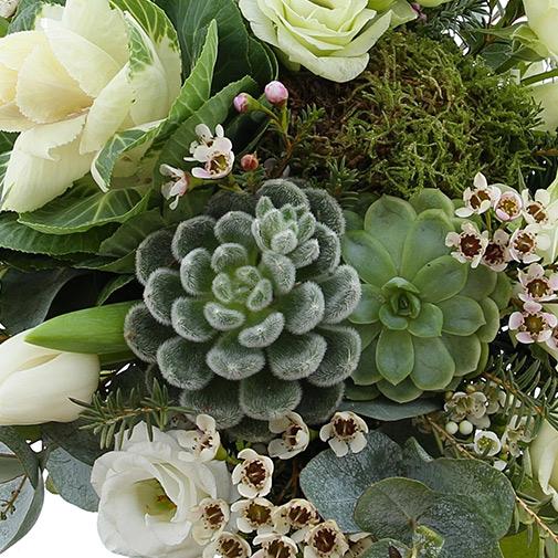 Bouquet de fleurs Neva