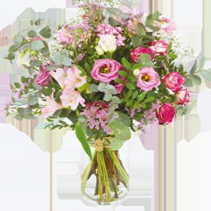 Bouquet de fleurs Oriane Mariage invité