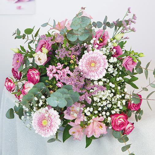 Bouquet de fleurs Oriane