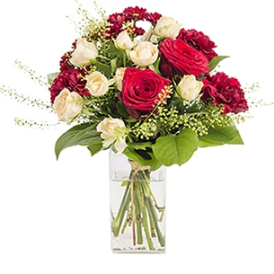 Fleurs Livraison De Bouquets De Fleurs A Domicile Interflora