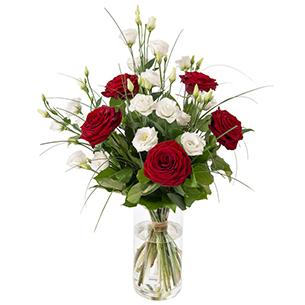 Bouquet de fleurs So chic Collection Homme Romantique