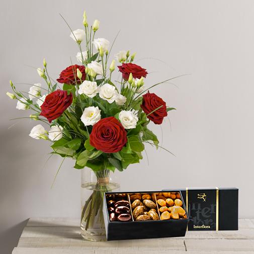 Bouquet de fleurs Chic & Choc