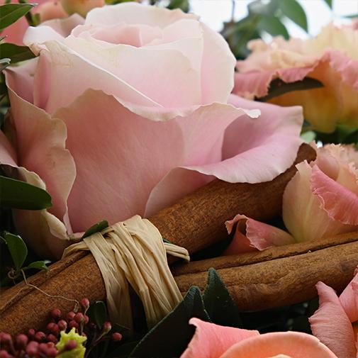 Bouquet de fleurs Sylva