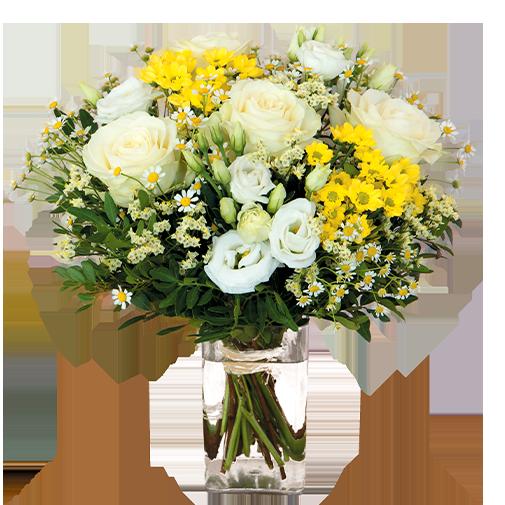 Topaze et son vase offert