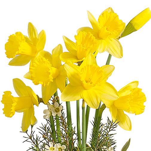 Bouquet de fleurs Bonne fête mamie