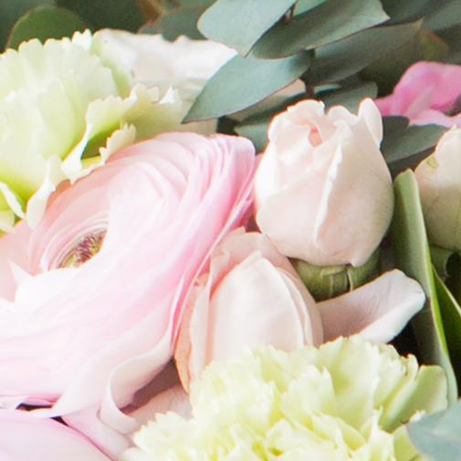 Abonnement - bouquet de saison - tous les mois - pour une durée de 3 mois - Taille Small