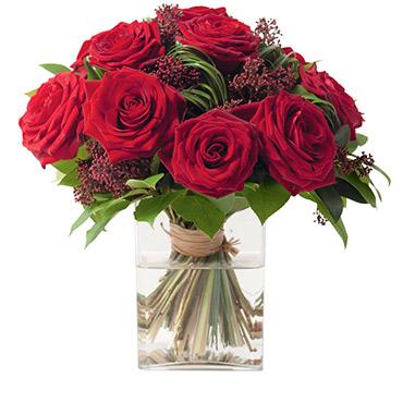 Bouquet de roses Capri Collection Hommes