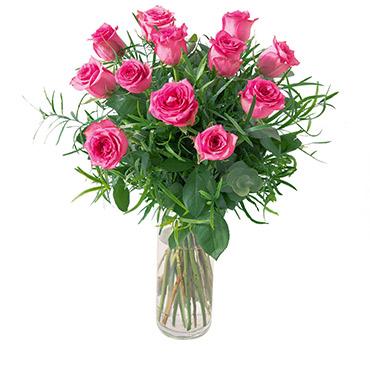 Bouquet de roses Glossy Livraison 90 minutes