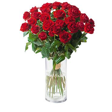 Bouquet de roses Passion