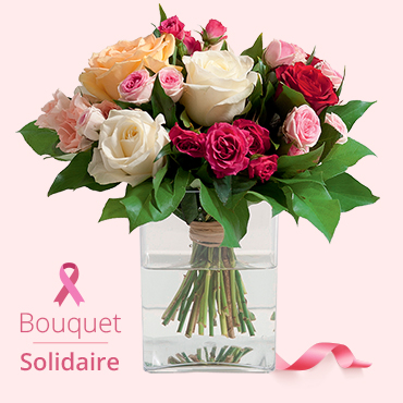 Bouquet de roses Rose Magazine Collection Hommes