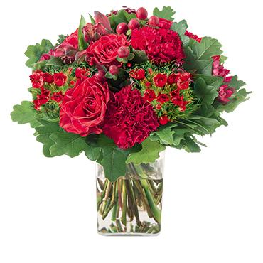 Bouquet de fleurs Froufrou Amour