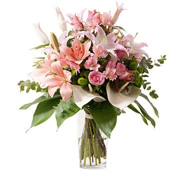 Composition florale Roméo