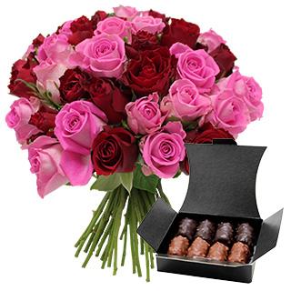 Flor'amour chocolat