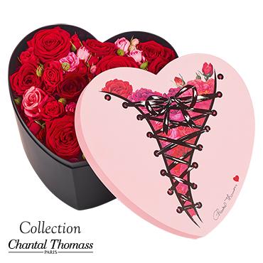 Bouquet de fleurs Cachottière Collection Chantal Thomass