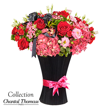 Bouquet de fleurs Impertinente Collection Chantal Thomass