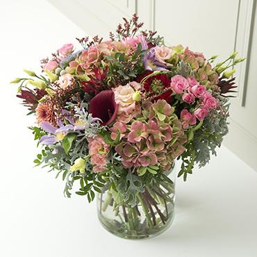 Bouquet de fleurs Clé des songes Collection Prestige